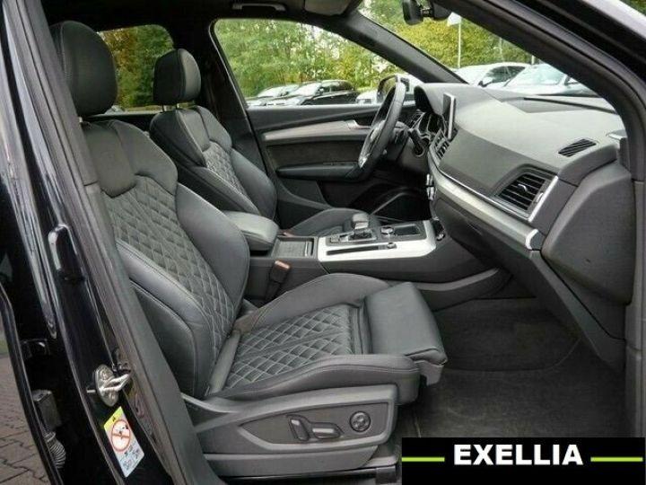Audi SQ5 3.0 TDI QUATTRO  BLEU PEINTURE METALISE Occasion - 2