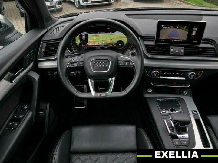 Audi SQ5 3.0 TDI QUATTRO  BLEU PEINTURE METALISE Occasion - 3