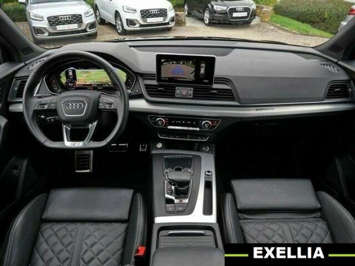 Audi SQ5 3.0 TDI QUATTRO  BLEU PEINTURE METALISE Occasion - 9