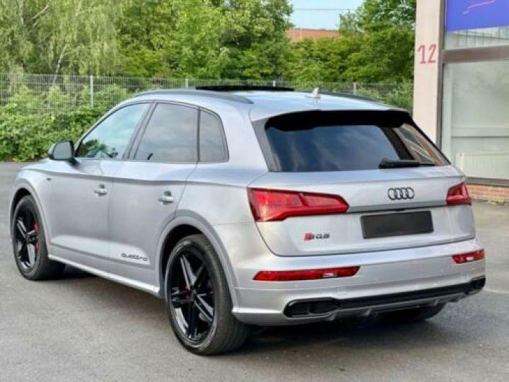 Audi SQ5 3.0 TDI quattro GPS / CLIM/ Phare LED MATRIX/ Toit PANO / Garantie 12 mois  Gris métallisée  - 2