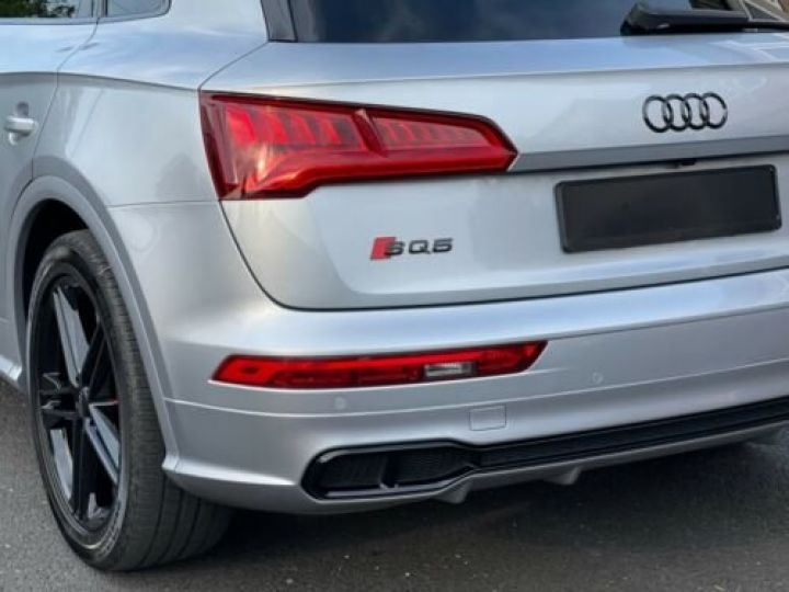 Audi SQ5 3.0 TDI quattro GPS / CLIM/ Phare LED MATRIX/ Toit PANO / Garantie 12 mois  Gris métallisée  - 3