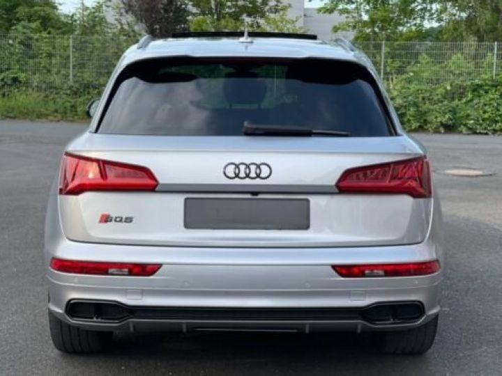 Audi SQ5 3.0 TDI quattro GPS / CLIM/ Phare LED MATRIX/ Toit PANO / Garantie 12 mois  Gris métallisée  - 4