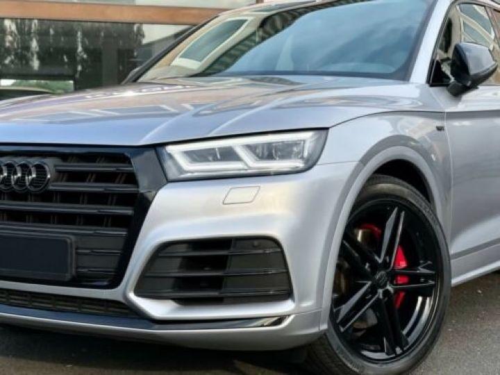 Audi SQ5 3.0 TDI quattro GPS / CLIM/ Phare LED MATRIX/ Toit PANO / Garantie 12 mois  Gris métallisée  - 5