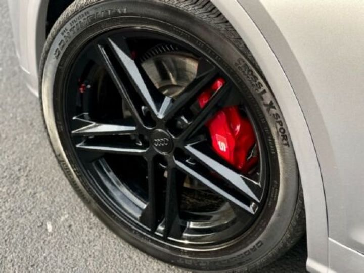 Audi SQ5 3.0 TDI quattro GPS / CLIM/ Phare LED MATRIX/ Toit PANO / Garantie 12 mois  Gris métallisée  - 7