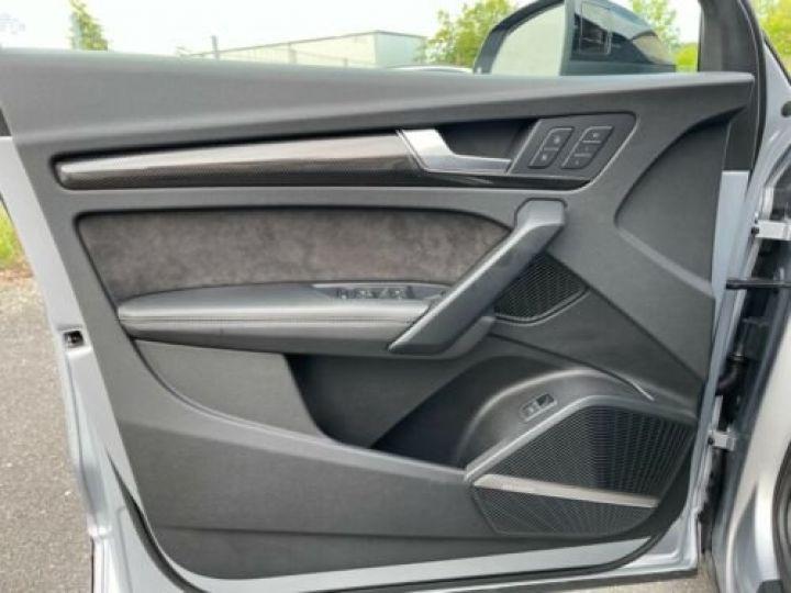 Audi SQ5 3.0 TDI quattro GPS / CLIM/ Phare LED MATRIX/ Toit PANO / Garantie 12 mois  Gris métallisée  - 8
