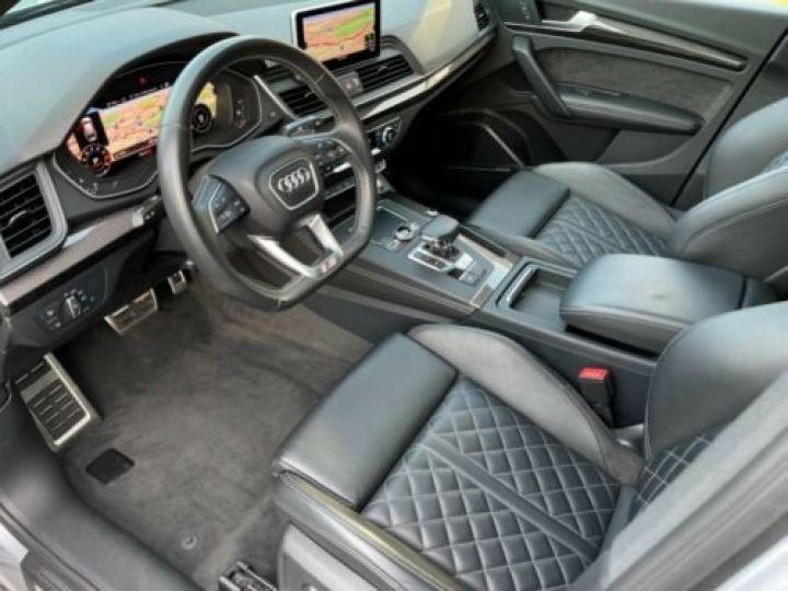 Audi SQ5 3.0 TDI quattro GPS / CLIM/ Phare LED MATRIX/ Toit PANO / Garantie 12 mois  Gris métallisée  - 9