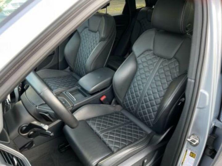 Audi SQ5 3.0 TDI quattro GPS / CLIM/ Phare LED MATRIX/ Toit PANO / Garantie 12 mois  Gris métallisée  - 11
