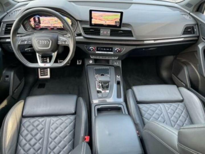 Audi SQ5 3.0 TDI quattro GPS / CLIM/ Phare LED MATRIX/ Toit PANO / Garantie 12 mois  Gris métallisée  - 12