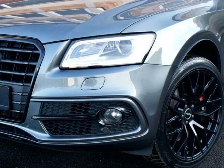 Audi SQ5 #  3.0 TFSI-1, Toit Pano # Gris Peinture métallisée - 1