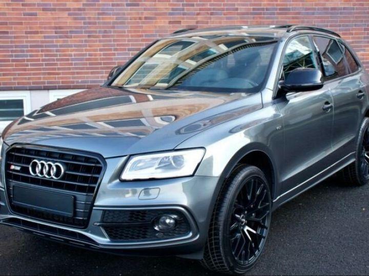 Audi SQ5 #  3.0 TFSI-1, Toit Pano # Gris Peinture métallisée - 5