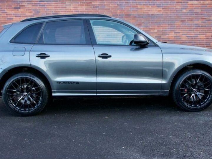 Audi SQ5 #  3.0 TFSI-1, Toit Pano # Gris Peinture métallisée - 6