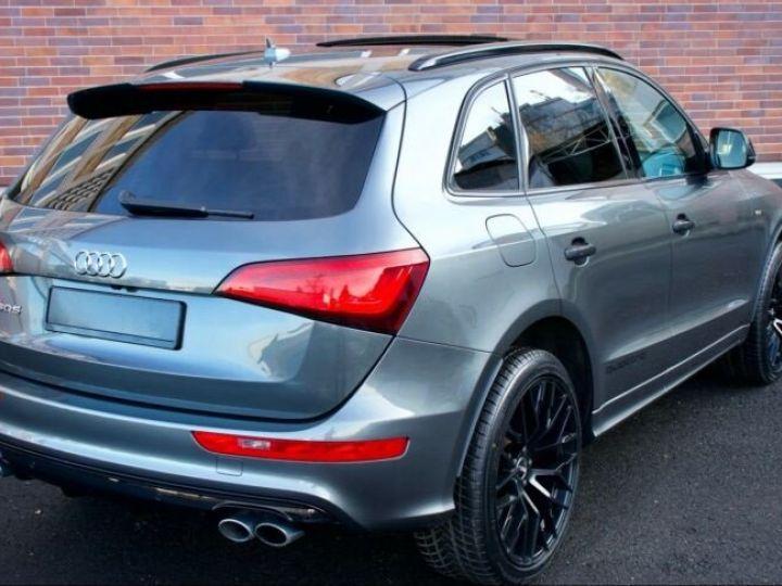 Audi SQ5 #  3.0 TFSI-1, Toit Pano # Gris Peinture métallisée - 8