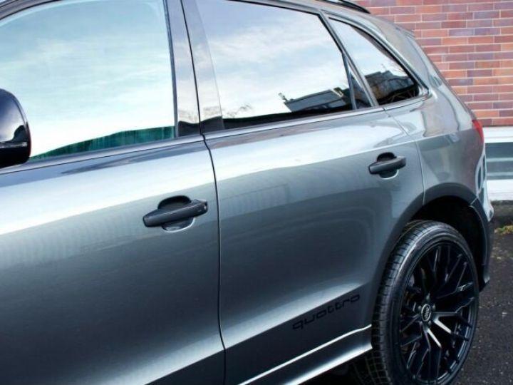 Audi SQ5 #  3.0 TFSI-1, Toit Pano # Gris Peinture métallisée - 9