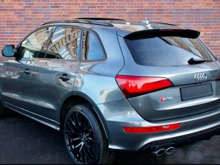 Audi SQ5 #  3.0 TFSI-1, Toit Pano # Gris Peinture métallisée - 10