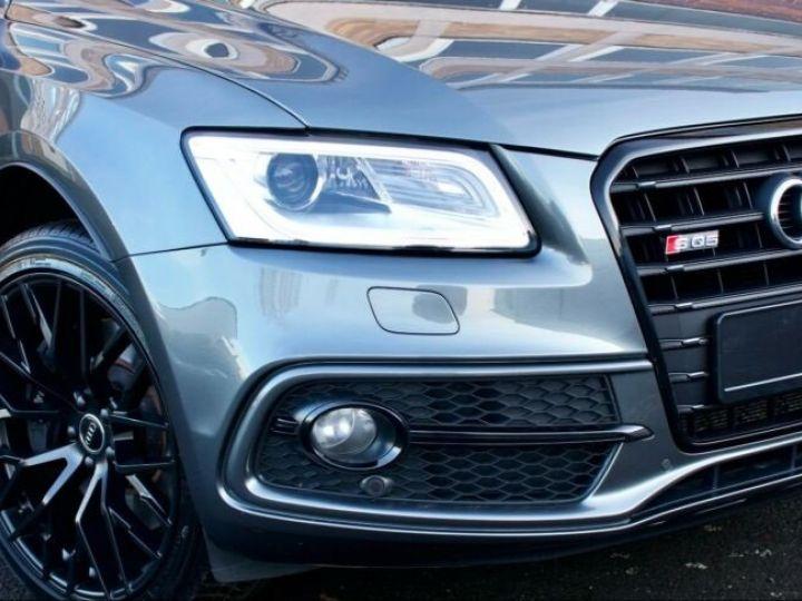 Audi SQ5 #  3.0 TFSI-1, Toit Pano # Gris Peinture métallisée - 11