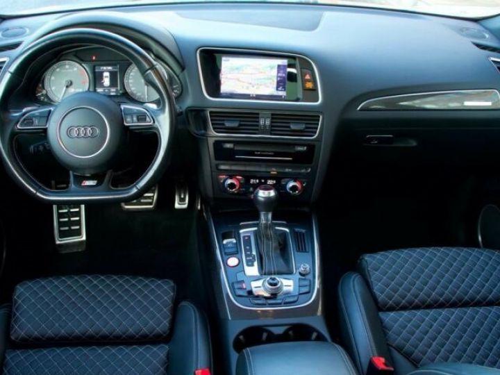 Audi SQ5 #  3.0 TFSI-1, Toit Pano # Gris Peinture métallisée - 17