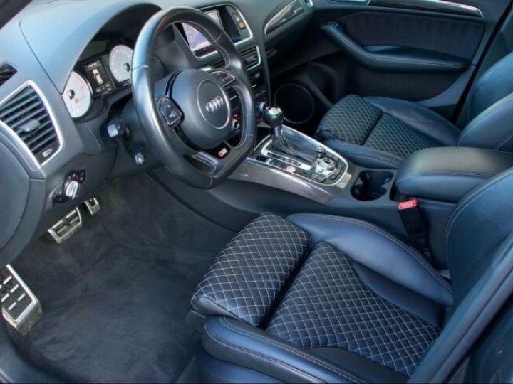 Audi SQ5 #  3.0 TFSI-1, Toit Pano # Gris Peinture métallisée - 19