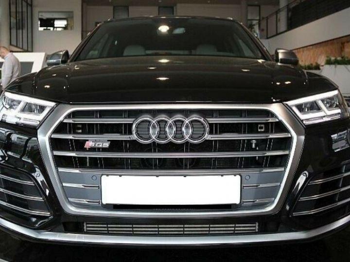 Audi SQ5 3.0 TFSI 354 quattro S-tronic(03/2018) noir métal - 5