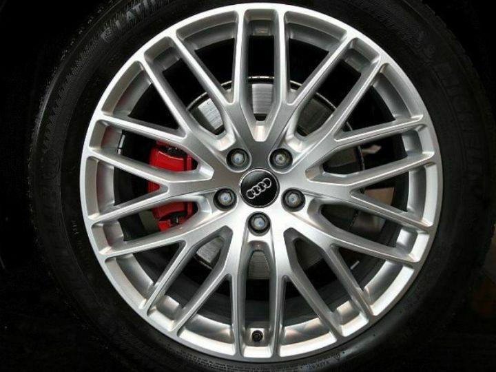 Audi SQ5 3.0 TFSI 354 quattro S-tronic(03/2018) noir métal - 11