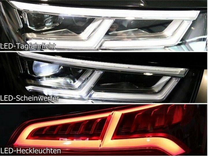 Audi SQ5 3.0 TFSI 354 quattro S-tronic(03/2018) noir métal - 17