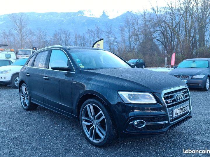 Audi SQ5 3.0 v6 bitdi 313 quattro tiptronic 10/2014 TOIT PANO DRIVE SELECT  - 3