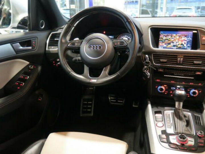 Audi SQ5 3.0 V6 BITDI 313 QUATTRO TIPTRONIC 8 * Pano * Gris Foncé Métallisé Daytona - 2