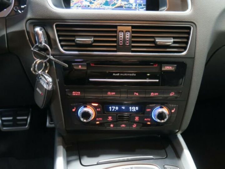 Audi SQ5 3.0 V6 BITDI 313 QUATTRO TIPTRONIC 8 * Pano * Gris Foncé Métallisé Daytona - 4