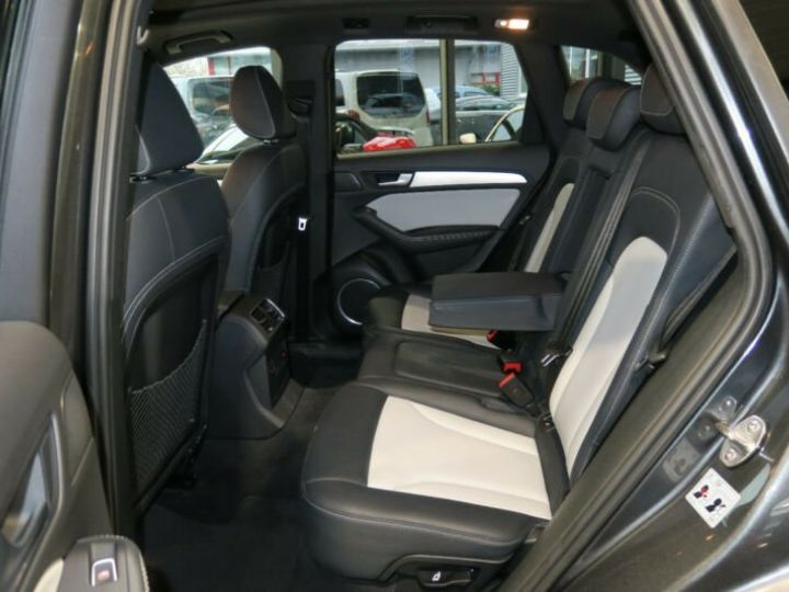 Audi SQ5 3.0 V6 BITDI 313 QUATTRO TIPTRONIC 8 * Pano * Gris Foncé Métallisé Daytona - 7