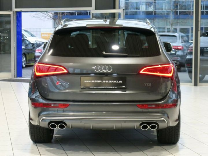 Audi SQ5 3.0 V6 BITDI 313 QUATTRO TIPTRONIC 8 * Pano * Gris Foncé Métallisé Daytona - 13