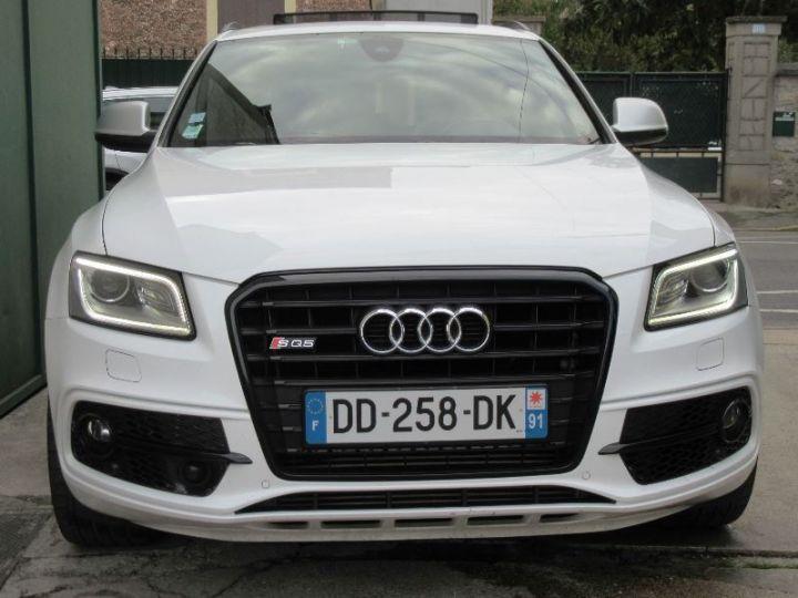 Audi SQ5 3.0 V6 BITDI 313CH QUATTRO TIPTRONIC BLANC Occasion - 6