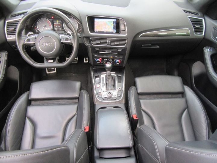 Audi SQ5 3.0 V6 BITDI 313CH QUATTRO TIPTRONIC BLANC Occasion - 8