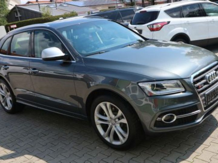 Audi SQ5 3.0 V6 BITDI 313CH QUATTRO TIPTRONIC GRIS Occasion - 5
