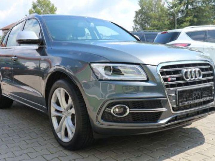 Audi SQ5 3.0 V6 BITDI 313CH QUATTRO TIPTRONIC GRIS Occasion - 7