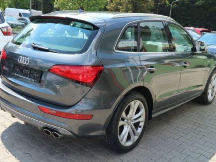 Audi SQ5 3.0 V6 BITDI 313CH QUATTRO TIPTRONIC GRIS Occasion - 11