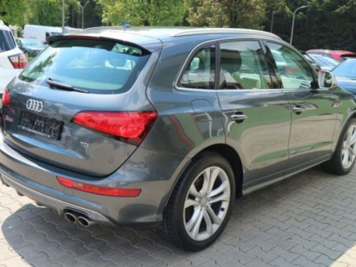 Audi SQ5 3.0 V6 BITDI 313CH QUATTRO TIPTRONIC GRIS Occasion - 13