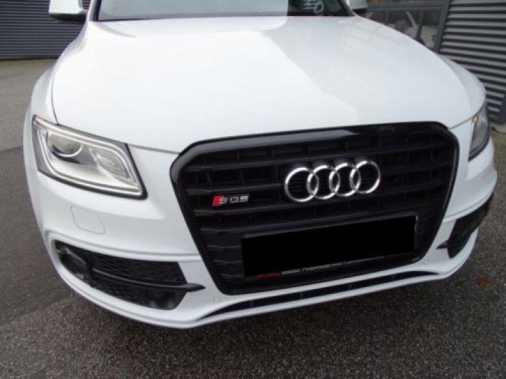 Audi SQ5 3.0 V6 BITDI 313CH QUATTRO TIPTRONIC BLANC Occasion - 2