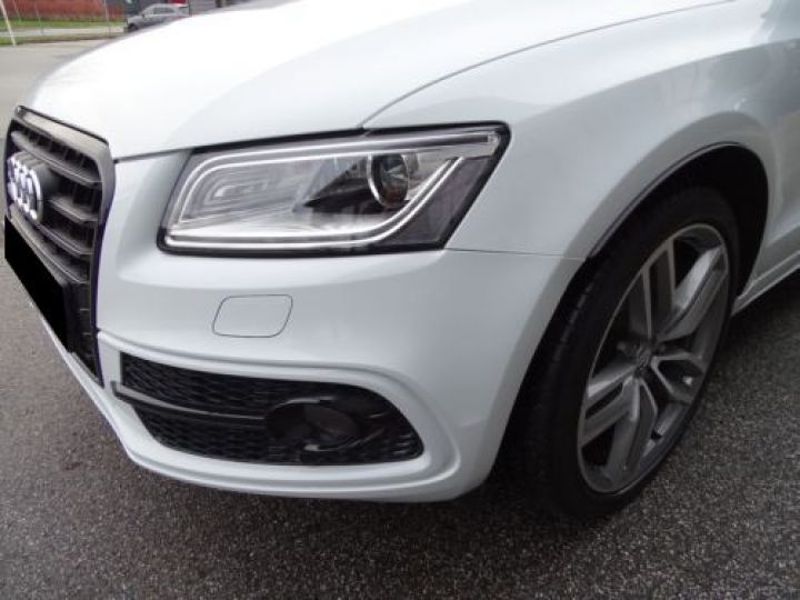 Audi SQ5 3.0 V6 BITDI 313CH QUATTRO TIPTRONIC BLANC Occasion - 3