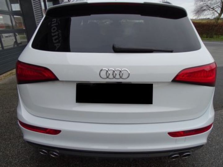 Audi SQ5 3.0 V6 BITDI 313CH QUATTRO TIPTRONIC BLANC Occasion - 5