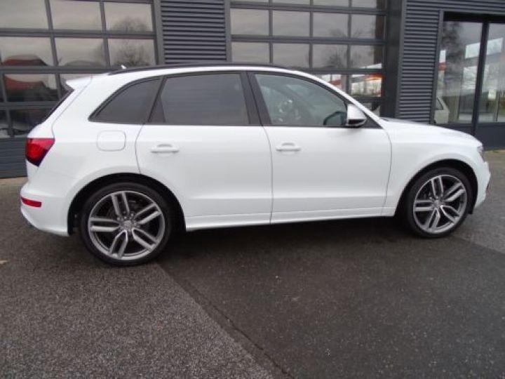Audi SQ5 3.0 V6 BITDI 313CH QUATTRO TIPTRONIC BLANC Occasion - 7