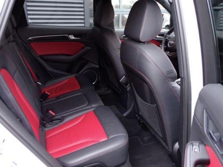 Audi SQ5 3.0 V6 BITDI 313CH QUATTRO TIPTRONIC BLANC Occasion - 11