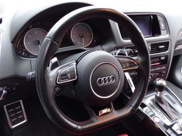Audi SQ5 3.0 V6 BITDI 313CH QUATTRO TIPTRONIC BLANC Occasion - 14