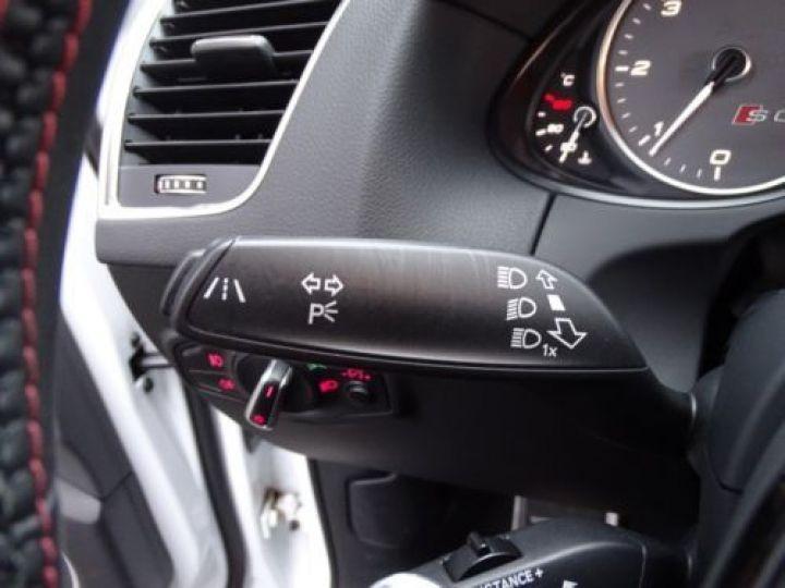 Audi SQ5 3.0 V6 BITDI 313CH QUATTRO TIPTRONIC BLANC Occasion - 17