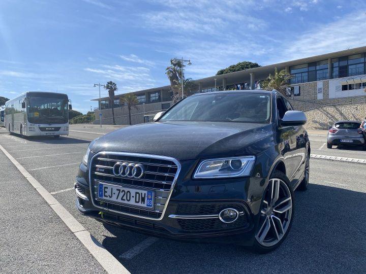 Audi SQ5 3.0 V6 BITDI 313CH QUATTRO TIPTRONIC Noir - 1