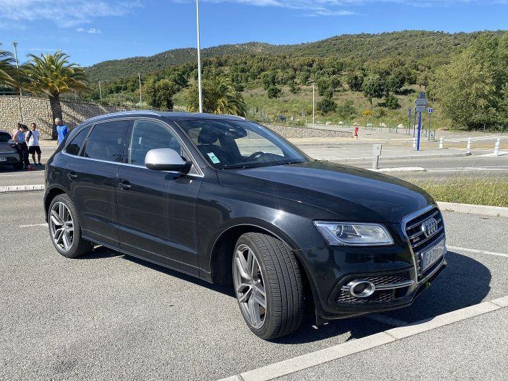 Audi SQ5 3.0 V6 BITDI 313CH QUATTRO TIPTRONIC Noir - 4