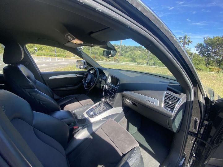 Audi SQ5 3.0 V6 BITDI 313CH QUATTRO TIPTRONIC Noir - 5