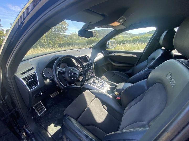 Audi SQ5 3.0 V6 BITDI 313CH QUATTRO TIPTRONIC Noir - 6