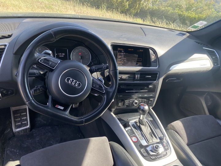 Audi SQ5 3.0 V6 BITDI 313CH QUATTRO TIPTRONIC Noir - 7