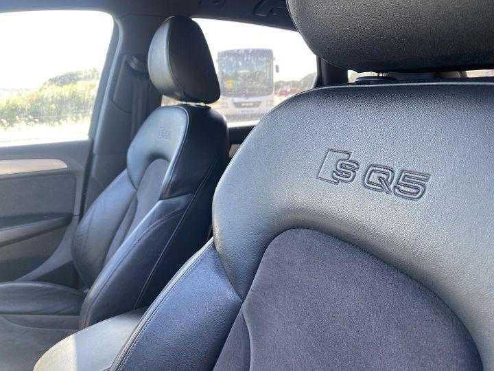 Audi SQ5 3.0 V6 BITDI 313CH QUATTRO TIPTRONIC Noir - 8