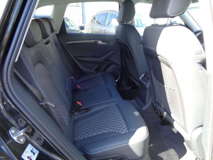 Audi SQ5 3.0 V6 BITDI 313CH QUATTRO TIPTRONIC NOIR Occasion - 13