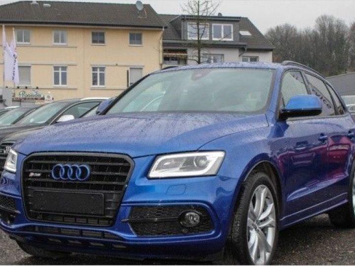 Audi SQ5 3.0 V6 BITDI 313CH QUATTRO TIPTRONIC BLEU Occasion - 1